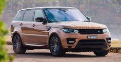 2016 Range Rover Sport HST Review