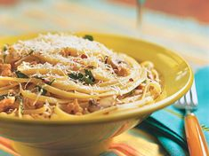 Linguine With Clam Sauce Seafood Dishes, Pasta Dishes, Seafood Recipes, Cooking Recipes, Pasta Recipes, Clam Recipes, Seafood Pasta, Dinner Recipes, Fish Recipes
