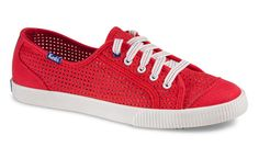 Keds Shoes Official Site - Celeb Perfed Canvas