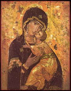 Mary Mother of God: Icons attributed to St. Luke