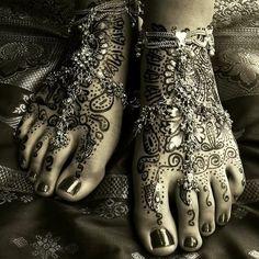 O que e tatuagem de Henna 26