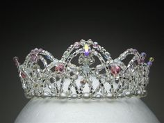Light Rose Tiara This is what i need lol