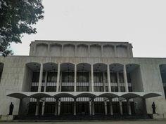 Teatro Nacional en Santo Domingo, República Dominicana
