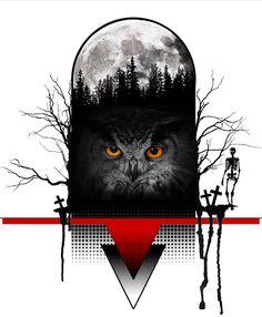 Bozak's Random Thoughts: Moon-Owl. Sorta Trash Polka, but not really.