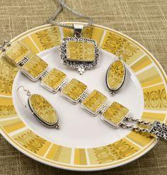 grandma's china to jewelry.....