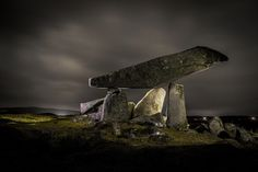 Tomb of the Ancient Irish by Gerard O'Kane on 500px