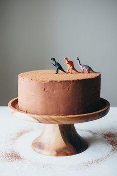 italian rainbow cookie cake//