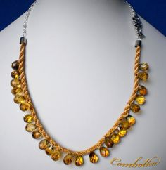 kumihimo necklace  https://www.facebook.com/pages/Combolka-Bijoux/168178983296693?ref=hl
