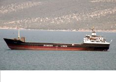 cargo ships for sale