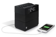 Soundfreaq Sound Rise wireless Bluetooth speaker + alarm | Cool Mom Tech