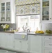 grey blue and yellow kitchen designs - Bing Images