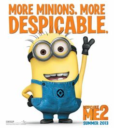 Despicable Me 2 Tumblr - In Theaters July 3, 2013 http://despicable-me.tumblr.com/