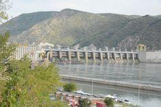 Kladovo, Serbia, visiting hydro power plant DJERDAP on DANUBE river