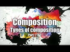 How to compose artwork - Types of compositions - Part 1 - patreon.com/Ep...