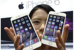 iPhone 6 lấn át 6 Plus trong 3 ngày đầu tiên | http://www.mrquay.com/2014/09/iphone-6-lan-at-6-plus-trong-3-ngay-dau-tien.html
