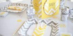 Resultado de imagen para yellow baby shower