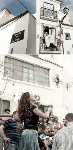 Fado na Mouraria - Lisboa