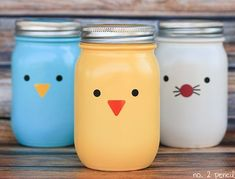 Celebrate Easter with these fun and easy easter crafts. There are craft ideas for adults and kids. From mason jar crafts to paper crafts, there are plenty of cute DIY easter decorations to choose from. Easy Easter Crafts, Easter Projects, Craft Projects, Crafts For Kids, Craft Ideas, Easter Decor, Easter Ideas, Easter Crafts For Adults, Ideas Fáciles