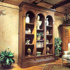 Versaille Bookcase by Habersham on HomePortfolio