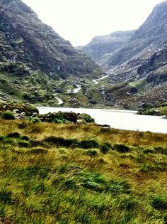 Gap of Dunloe, Kilarney Ireland