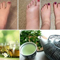 Ai picioarele umflate? Poţi să îţi rezolvi problema cu un simplu ceai foarte eficient | STAR NEWS AntenaStars.ro Massage Therapy, Good To Know, Cancer, Health Fitness, Healthy Recipes, Healthy Food, Garden, Plants, Shake