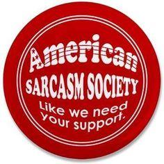 Can you do sarcasm?