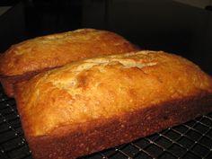 Aunt Mary's Banana Bread