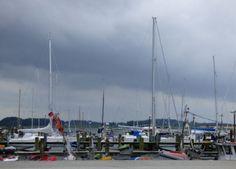 im Hafen von Maasholm, Foto. S. Hopp