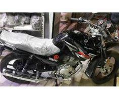 Yamaha Bike 125cc  Model 2015 Black Color For Sale In Karachi