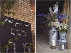country barn wedding decor | Country Chic DIY Barn Wedding Featuring A Jenny Packham Bride