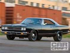 1969 Plymouth GTX 440-Powered Mopar