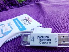 There is a simple, safe and easy way to store precious moments and preserve memories via a little gadget, called Picture Keeper Connect, that works with an app and requires no internet connection to back up or restore all your photos, videos or contacts.