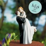 Cake Topper por Brides & Smiles