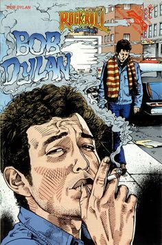 Rock n Roll Comic Books