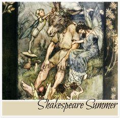 Shakespeare Summer (Redeemed Reader)