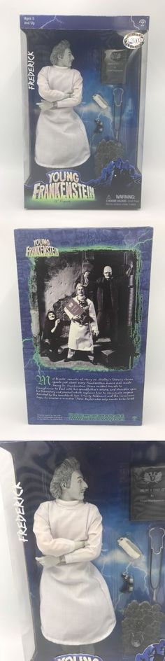 Frankenstein 19195: Young Frankenstein Fredrick Figure From Classic 1974 Movie Mint A12 -> BUY IT NOW ONLY: $60 on eBay!
