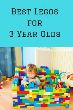 Lego For 3 Year Olds Best Building Toys 2019