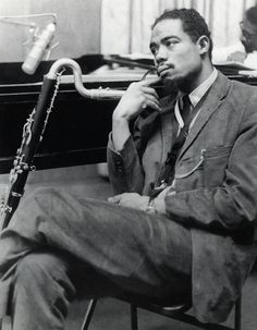 Eric Dolphy. 1928, Los Ángeles, California.
