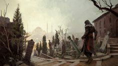 Assassin's Creed Revelations by Gilles Beloeil