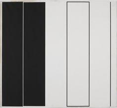 AURELIE NEMOURS  The work Le vertical (V 136) - Centre Pompidou