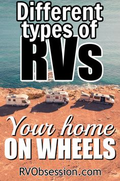 Are you trying to figure out what type of RV will suit you best, but don't really understand the different types? We've put together a resource guide for understanding the different types of RVs and what makes them unique from each other. RV types | Types of RVs | Different RV types | Different RVs | RV classes | Class A RV | Class B RV | Class C RV Class B Rv, Buying An Rv, Different Types, What Type, House On Wheels, Suit, Unique, Formal Suits, Suits