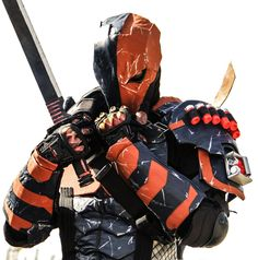 Deathstroke Cosplay by Spartan by SPARTANalexandra