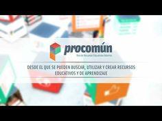 Recursos educativos para los estudiantes de Educación Primaria: procomún