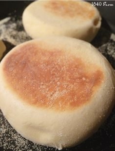 I have fond memories of English muffins from my childhood.  I grew up in Kansas City and there was a Wolferman's Bakery a short drive away.  Every so often, we traveled there to treat our…