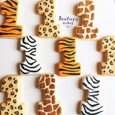 "Cute baby cooskies by (@fantasy__cookies) on Instagram: ""What a fun order! Happy birthday to the little boy! 💛 . . . #cookies#sugarcookies…"""