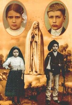 The Apparitions of Our Lady of Fatima Catholic Saints, Roman Catholic, Fatima Portugal, St Therese Of Lisieux, Lady Of Fatima, Holy Rosary, Blessed Virgin Mary, Guardian Angels, Mother Mary