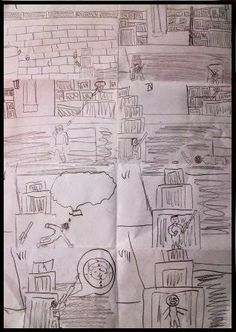 Storyboard o guión gráfico