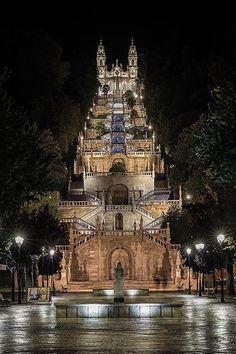 Nuestra Señora de los Remedios. Lamego. Portugal.