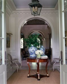 Hello…..this is a post I had started quite a while ago and like many that sit in my draft box, they get put aside until the mood strikes again.? I do love a beautiful foyer table, for so many reasons. … Continue reading →