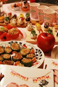 スーパーフードをホームパーティーで使ってみよう〜キヌア編〜 : ホームパーティーの楽しみ方